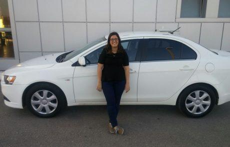 פוסט מתרגש ומתלהב! קניתי רכב חדש :)