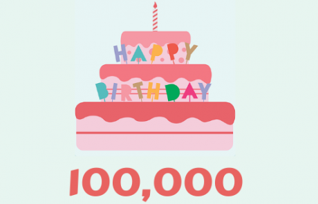 פוסט חגיגי – 100,000 גולשות באוטול'ה בשנת 2016- סיכום שנה מרגש.