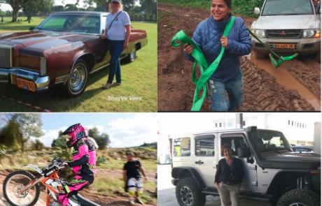 לא מפחדות מבוץ או גריז: פרוייקט מיוחד ליום האישה – נשים שעובדות בתחום הרכב